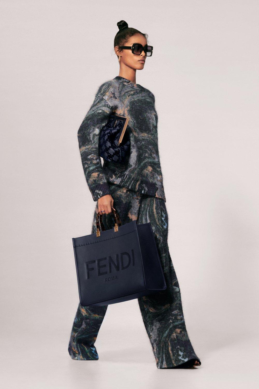Winter 2021, The FENDI Capsule