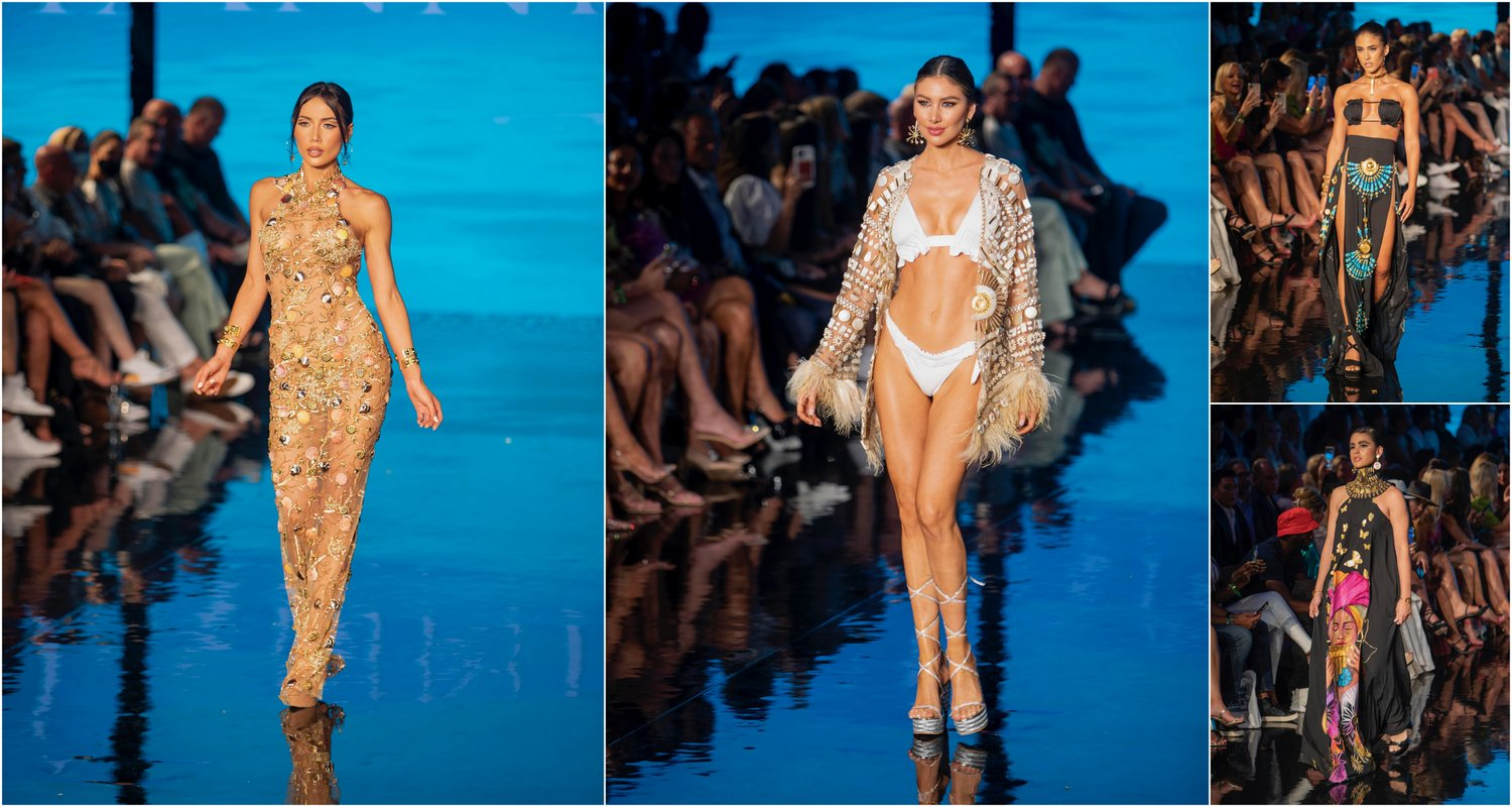 Miami Swim Week, Presented by Art Hearts Fashion, Features Over 30 Designers in a Spectacular Week of Shows