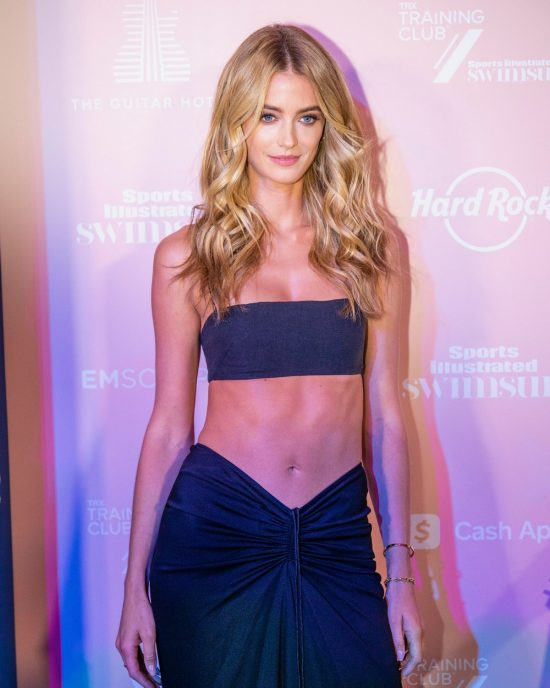 Sports Illustrated Swimsuit Celebrated the 2021 Issue Release with Launch Event and Concert
