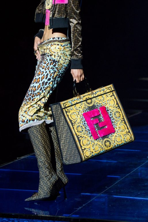 VERSACE BY FENDI – FENDI BY VERSACE: The beauty of togetherness!