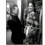 High-End Fashion Designer Luis Antonio Takes Over Miami