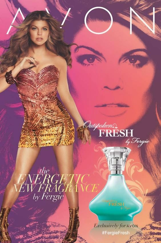 Avon Introduces Outspoken Fresh by Fergie