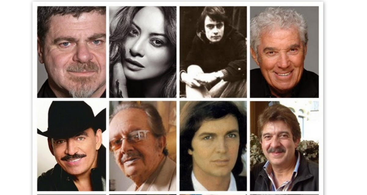 Latin Songwriters Hall of Fame announces 2015 nominees