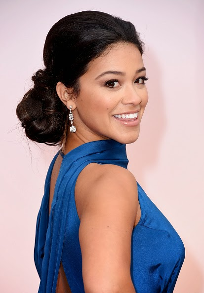 Gina Rodriguez: Get the Look with John Frieda Hair Care