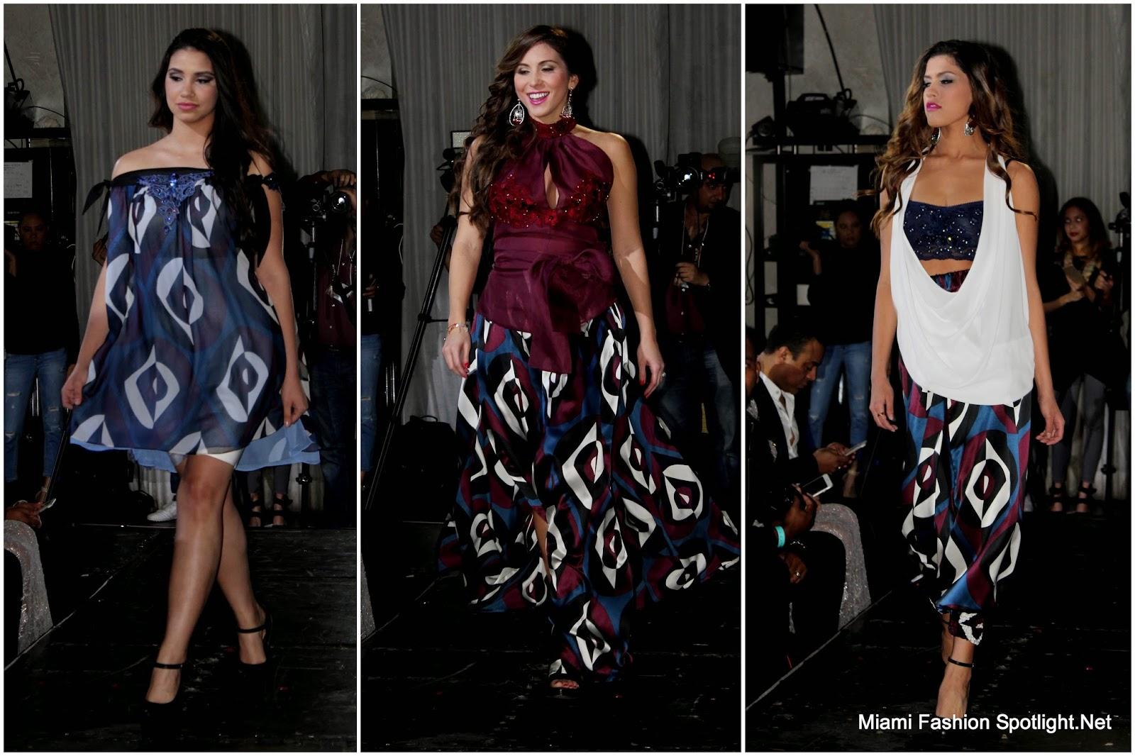 "Latino Fashion Week celebrated ninth annual ""Timeless"" tour in Miami"