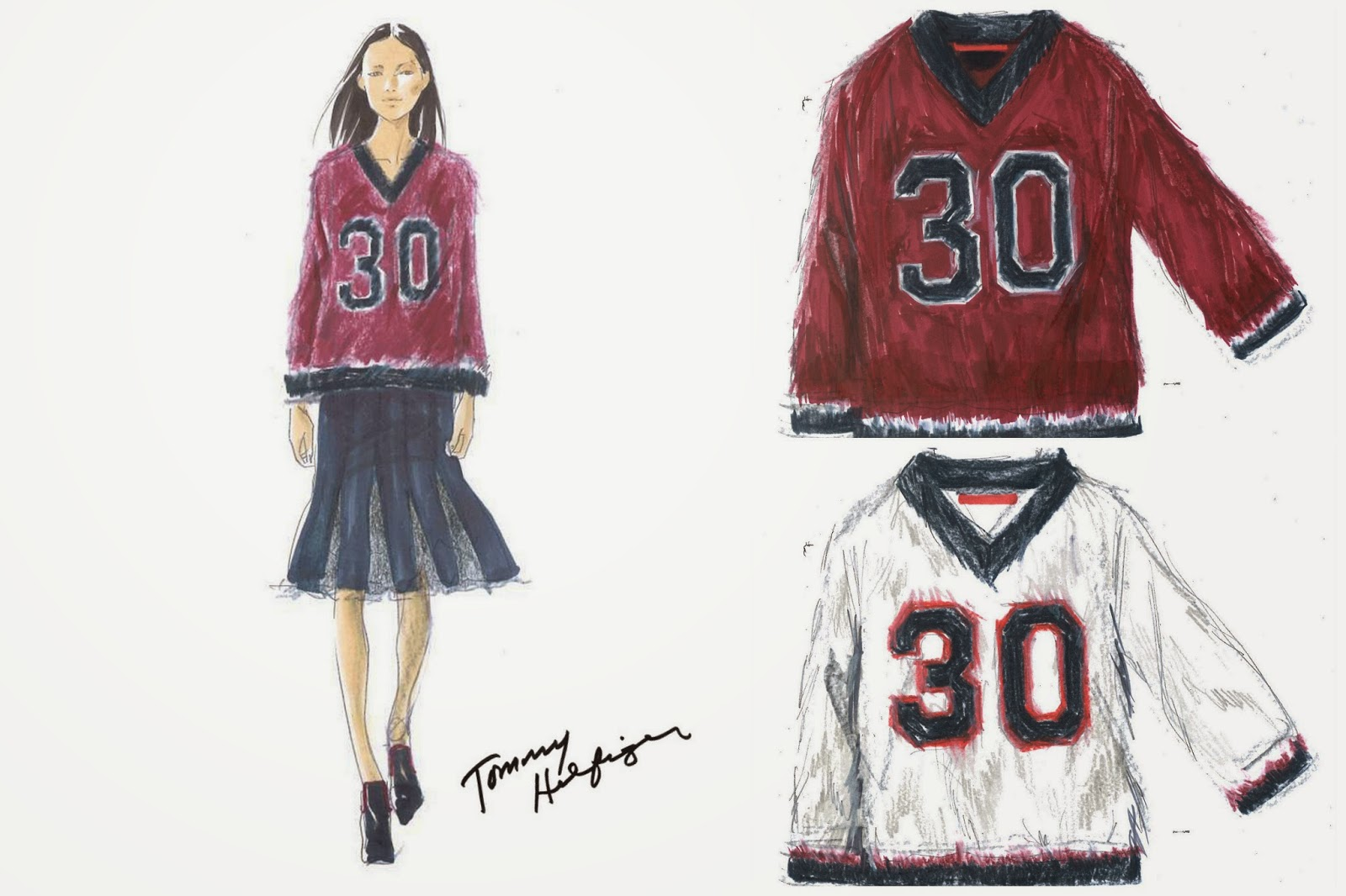 Tommy Hilfiger Limited-Edition Fall 2015 Designs Available Straight From the Runway to Celebrate 30th Anniversary