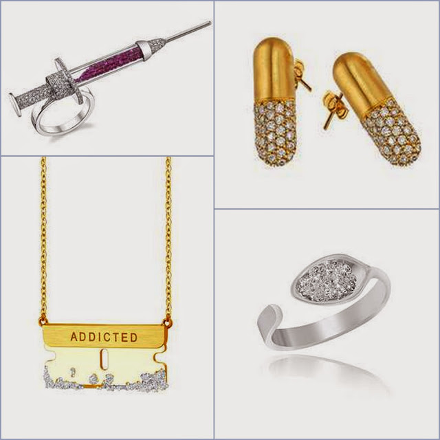 Jewelry Report: The Story Behind Jason of Beverly Hills' Head-Turning Addicted Collection