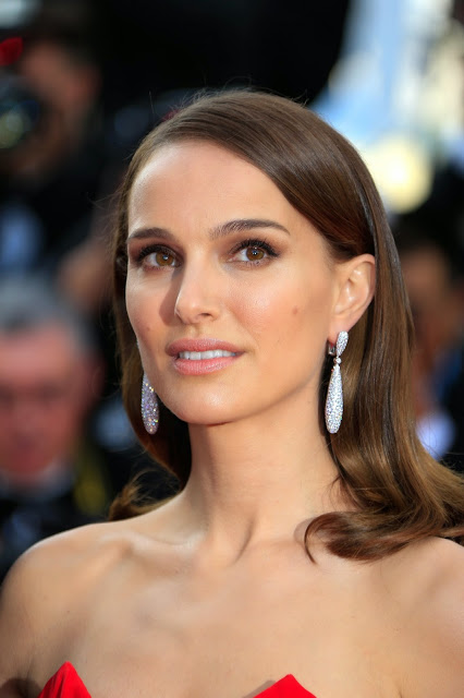 Celebrity Looks: Natalie Portman in Dior Haute Couture & de GRISOGONO at Cannes Film Festival‏