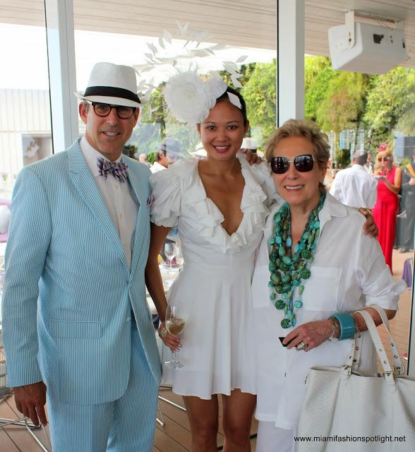 Big Hats & Bow Ties: Food, Music & Fashion for MISO Brunch Fundraiser at Estiatorio Milos