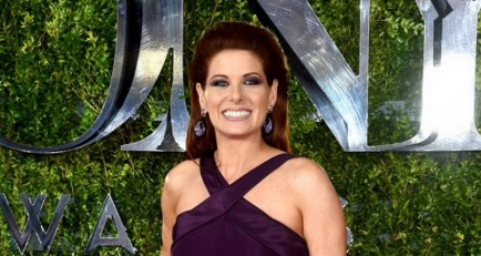 Celebrity Looks: Debra Messing in de GRISOGONO at Tony Awards‏