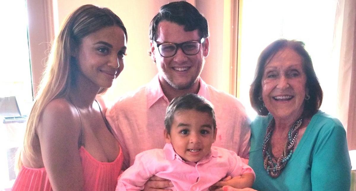 Pretty in pink Baby Shower of Kazandra Bacardi