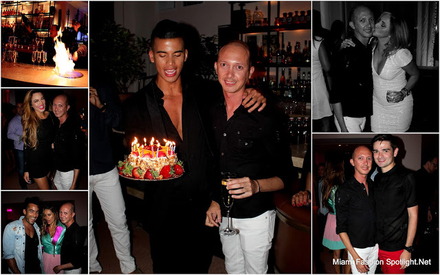 Socialite Jonathan Torres Celebrates 35th Birthday with an Angels & Demons Birthday Bash Event