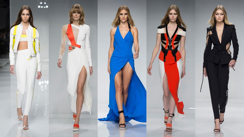 Paris Fashion Week: Atelier Versace
