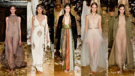 Paris Haute Couture Fashion Week: Valentino