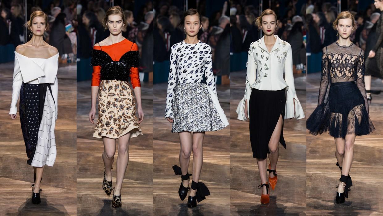 Paris Fashion Week: Christian Dior Haute Couture Spring/Summer 2016 Runway