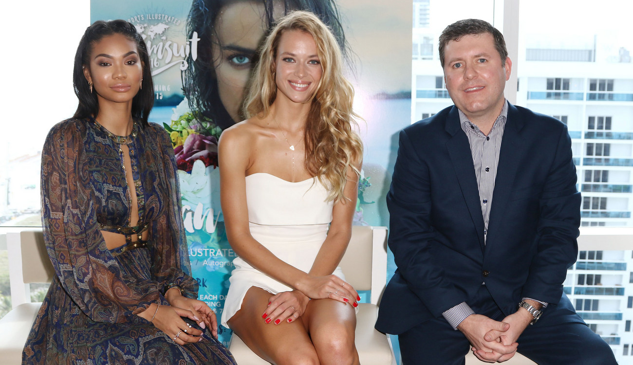 Models Hanna Ferguson and Chanel Iman Revealed Details About Debut of Sports Illustrated Swimsuit 2016 in Miami