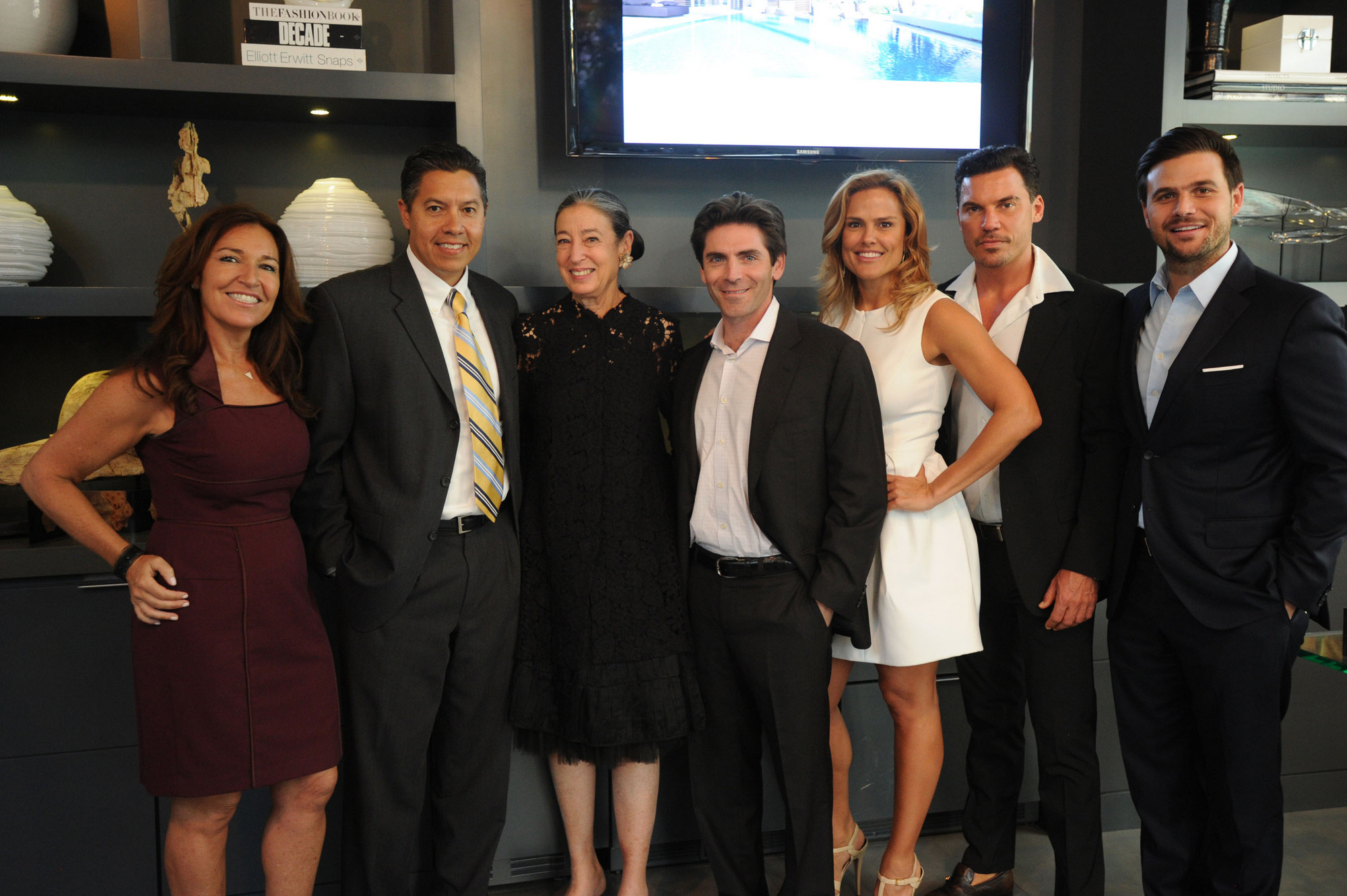 Louver House Event with Michele Oka Doner