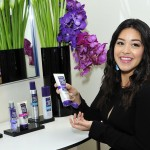 Hair Trends: Award-winning actress Gina Rodriguez brings her power to the fight against frizz with John Frieda Hair Care