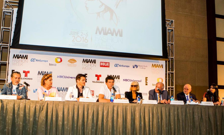 Miami Fashion Week kicks off with press conference