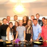 Jonathan Torres throws annual Birthday Party