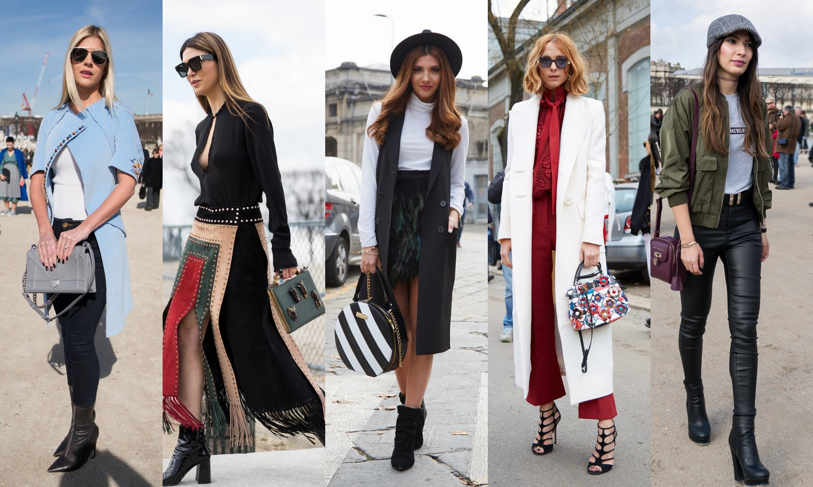 Fall 2016: Top 5 Street Style Seasonal Tricks