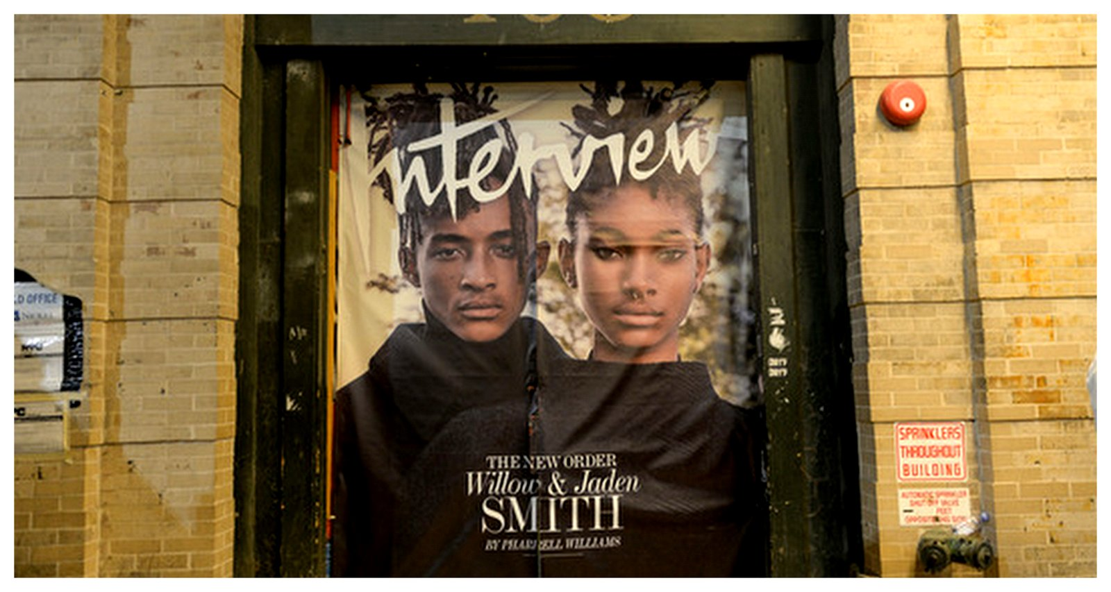 Interview Magazine and Topshop Celebrate Interview's September Issue