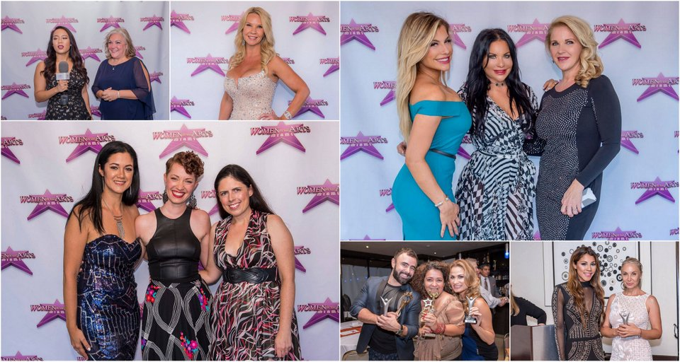 'Women in the Arts Miami' Pays Tribute to Influencers and South Florida's leaders with Awards Reception