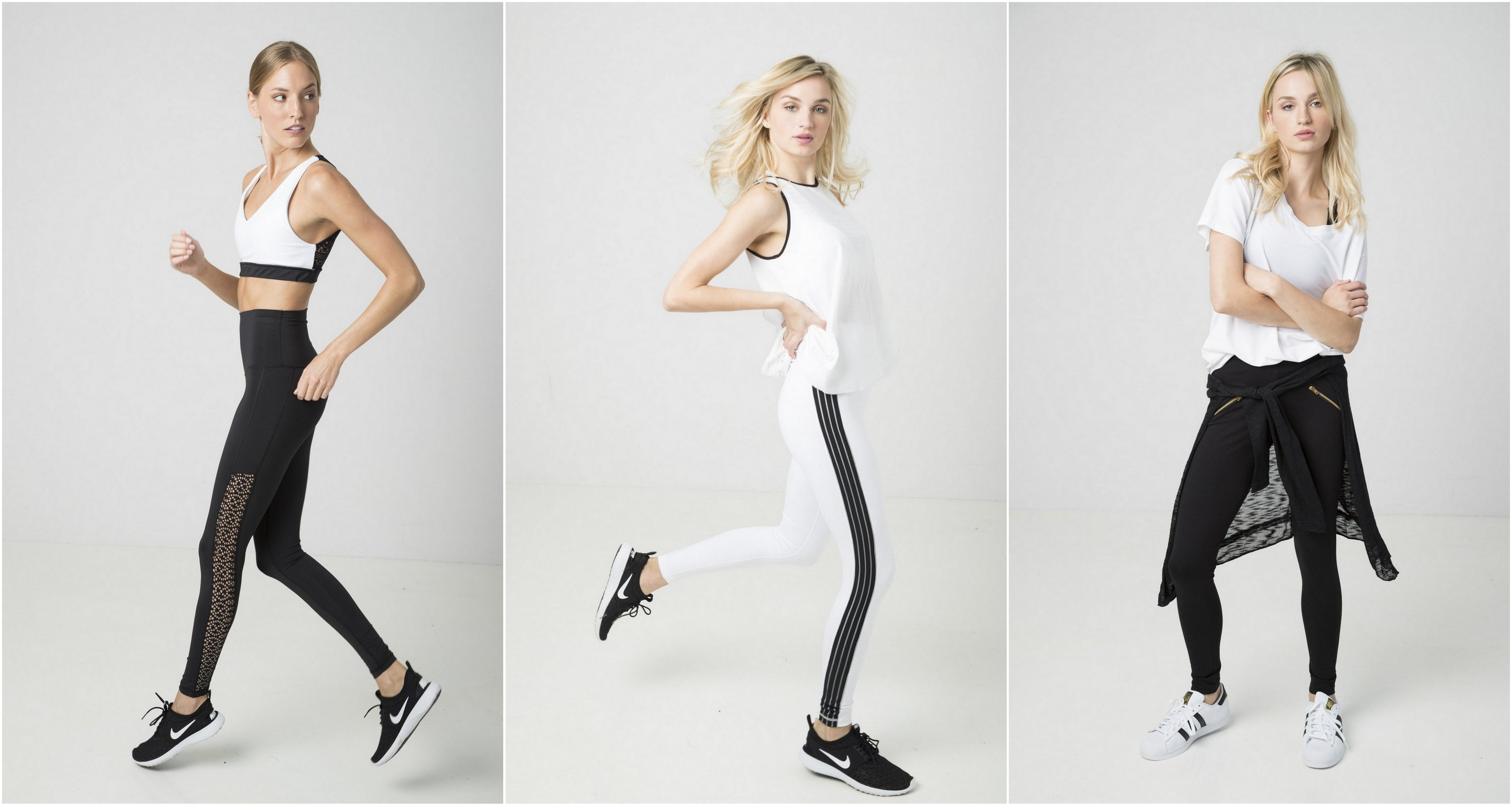 Fitness Fashion for Valentine's Day: Must-have pieces