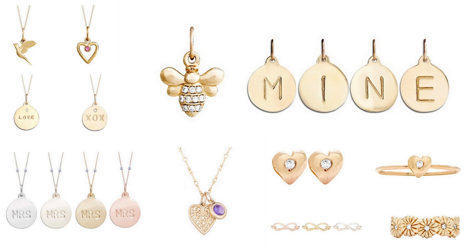 Jewelry for any budget: Helen Ficalora's Valentine's Day Collection