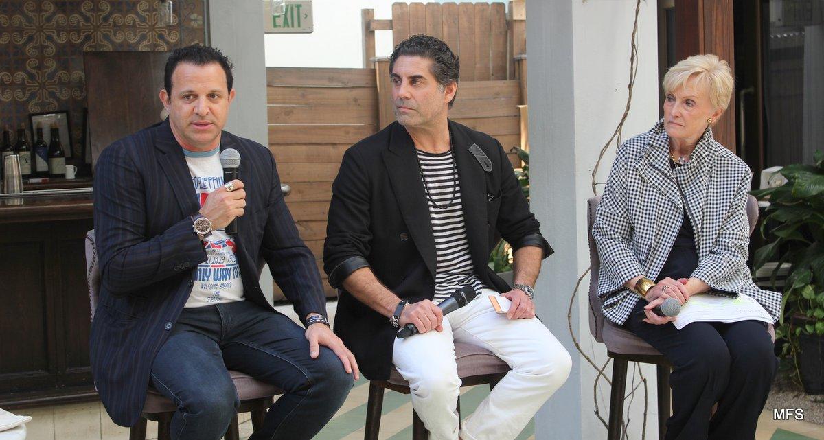Fashion for Breakfast at Cecconi's Miami Beach: What Goes Around Comes Around