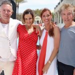 Make-A-Wish Life Time Benefactors Al and Nancy Malnik Celebrated Annual Garden Party