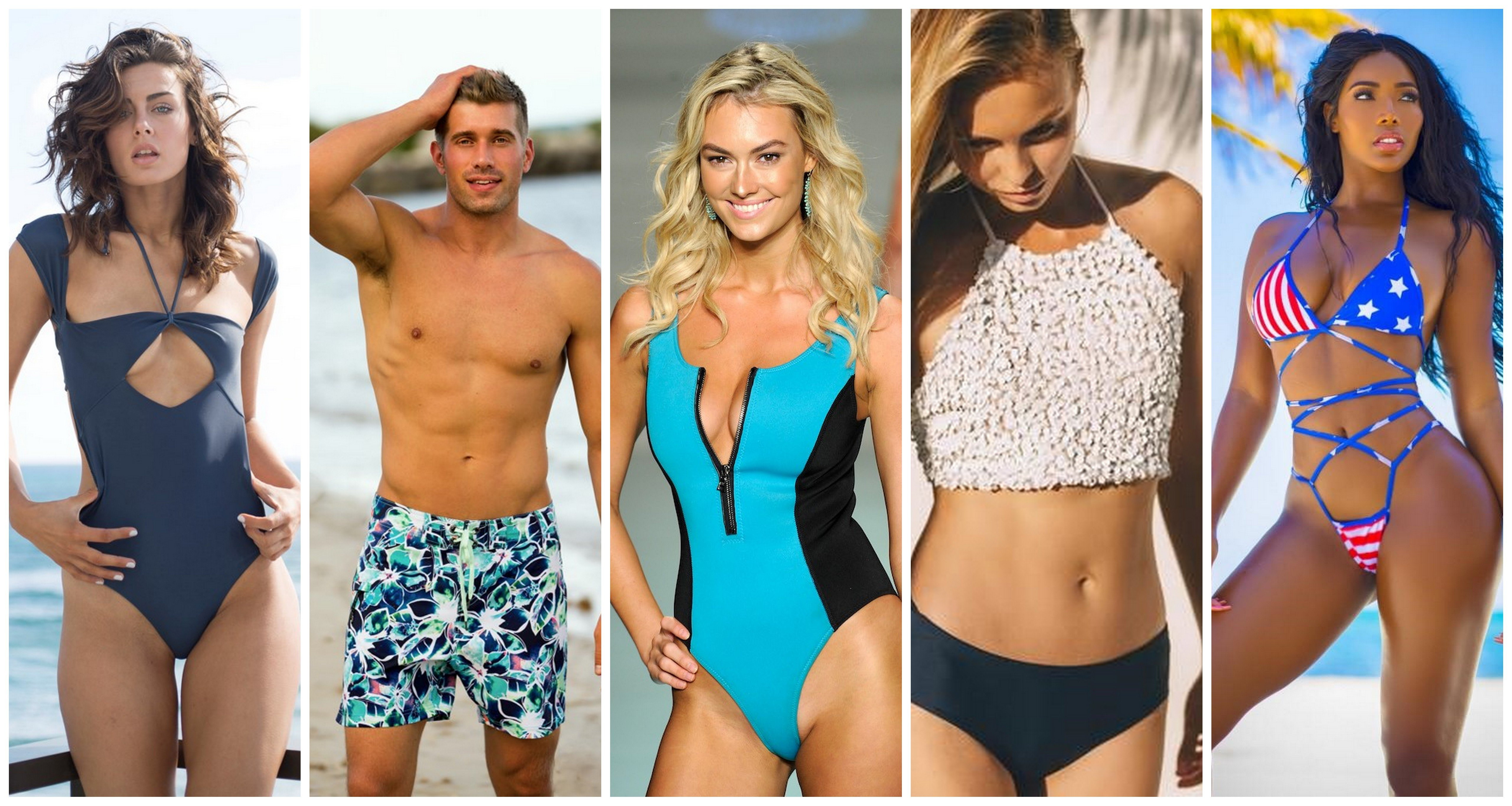 Planet Fashion Presents Swim Weekend Miami 2017 at SLS South Beach and Hide Beach