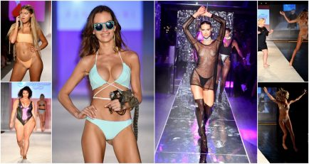 Top10 Most Captivating Moments of Swim Week