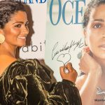 La Revista Ocean Drive Celebra Portada de Noviembre con Camila Alves McConaughey en Habitat