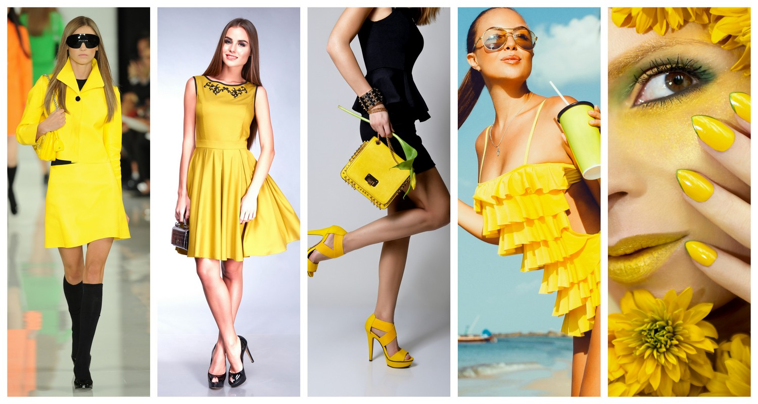 Fashion Trends: The rise of the yellows