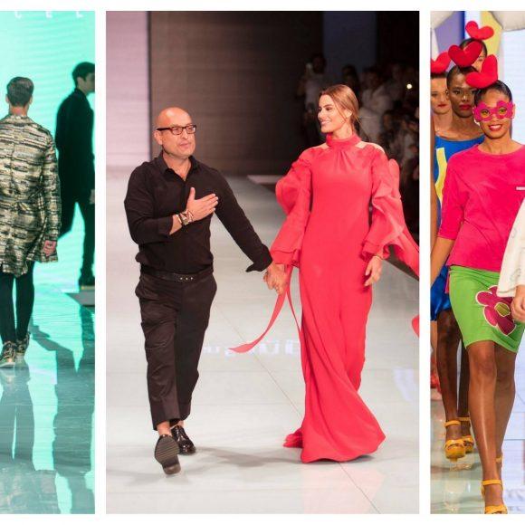 Miami Fashion Week Debuts Tomorrow with never-before-seen collections from international designers Custo Barcelona, Ángel Sánchez & Ágatha Ruiz De La Prada, among others