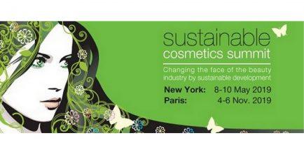 Sustainable Cosmetics Summit North America 2019