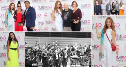 Miami Symphony Season Finale: The Amazing three B's Concert