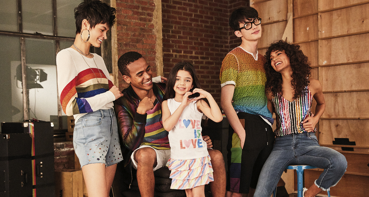 Macy's Celebrates Pride + Joy With the LGBTQ+ Community for WorldPride 2019 and Stonewall 50