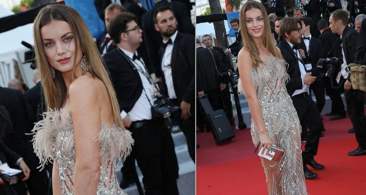 Cannes 2019 Red Carpet Looks: Model Heidi Lushtaku