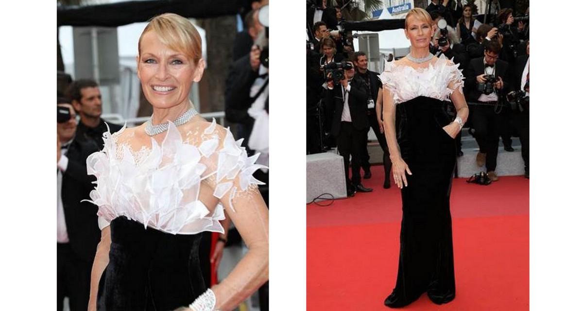 Cannes 2019 Red Carpet Looks: Model Estelle Lefebure