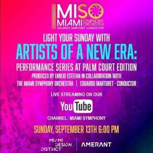 Miami Symphony Event