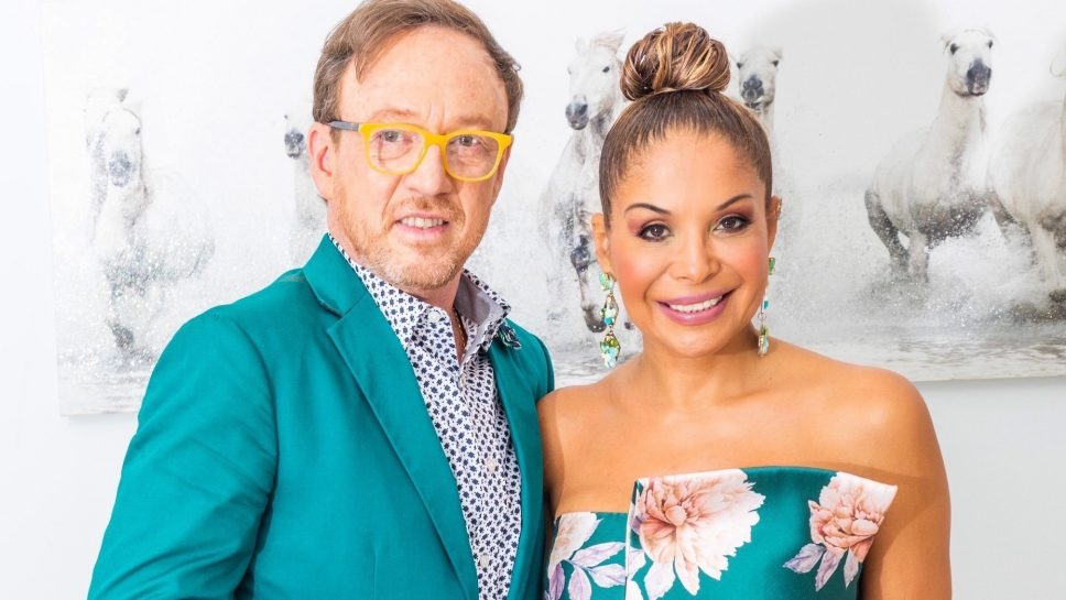 Descubriendo Las Facetas De Samy Gicherman en Miami Fashion Spotlight TV