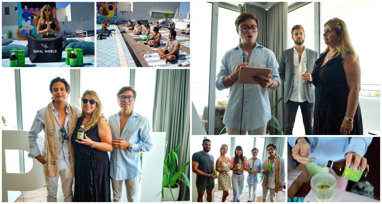 Supal World Celebró el Lanzamiento de Supal 20 en Soho Beach House | Eventos