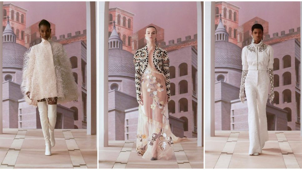 Fendi Couture Autumn/Winter 2021