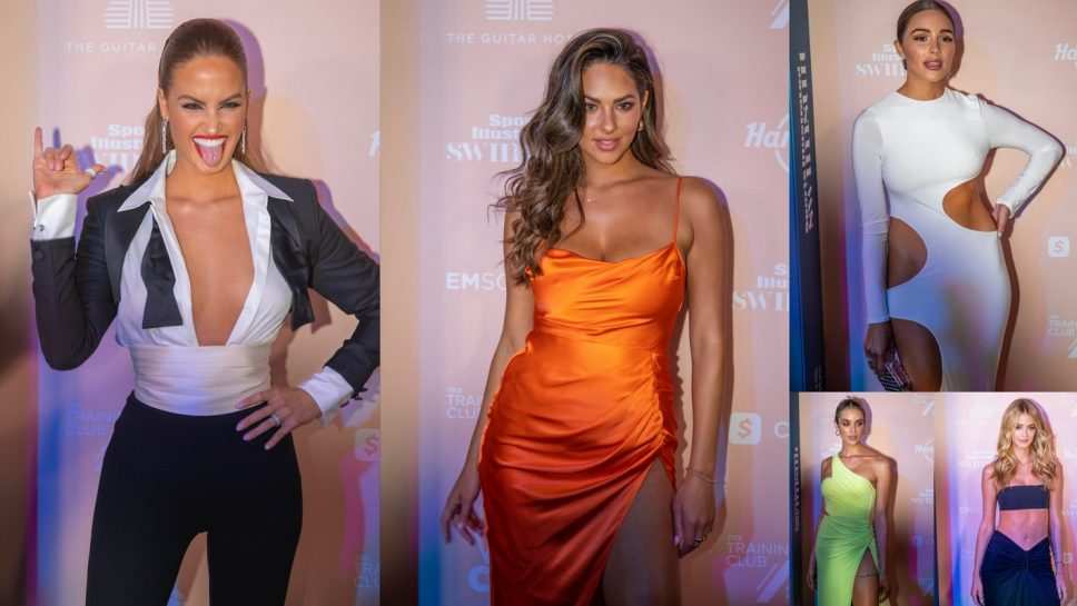The 2021 Sports Illustrated Swimsuit Launch