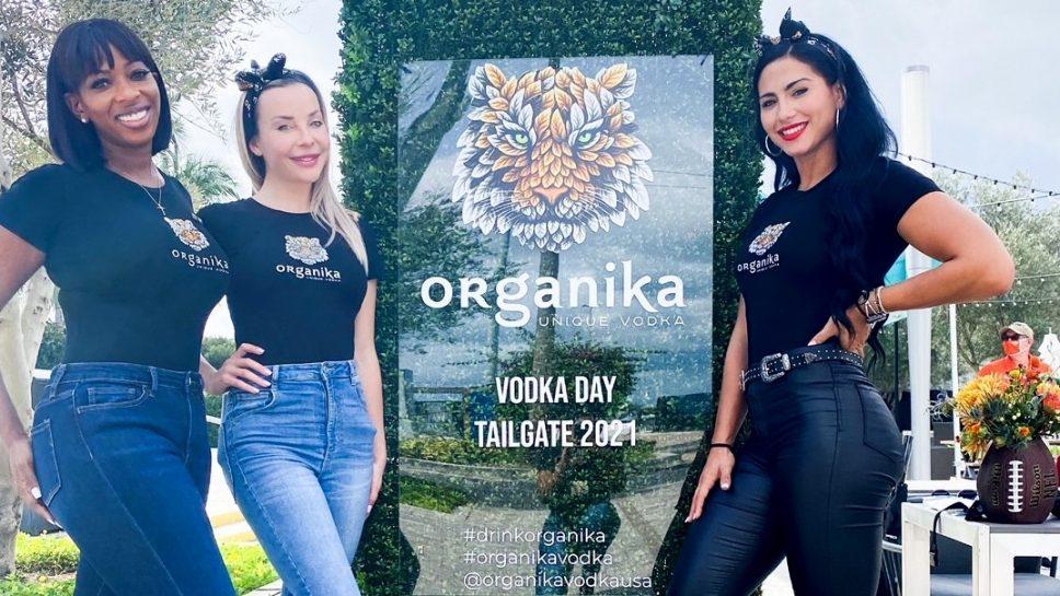 Organika Vodka Celebrates National Vodka Day in Miami